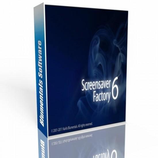 Blumentals Screensaver Factory Enterprise 6.5.0.60 (2013/ML/RUS)