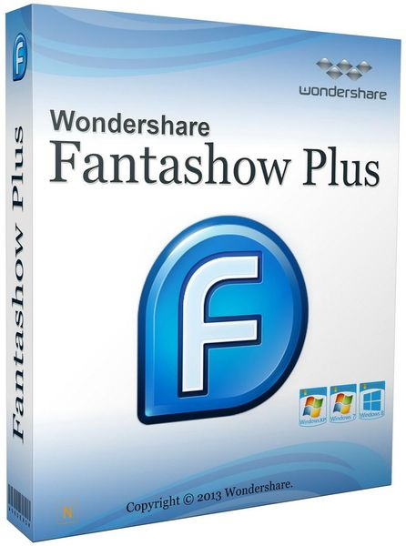 Wondershare Fantashow Plus 3.0.4 (Eng+RUS)