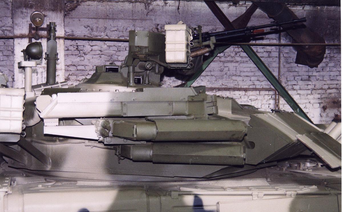 Т-80УД в США №2
