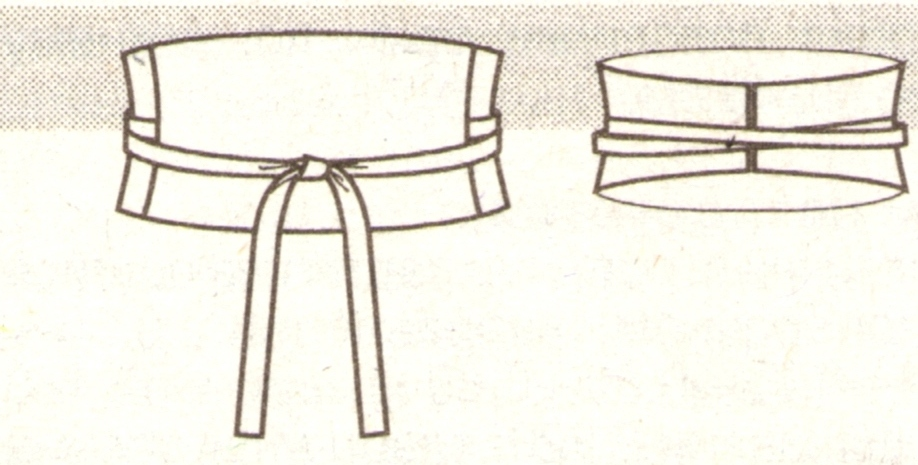 оби ткани: