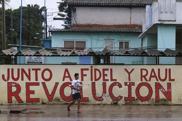 Сбежала дочь заместителя председателя госсовета Кубы