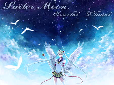 SailorMoon: Scarlet Planet JkreT