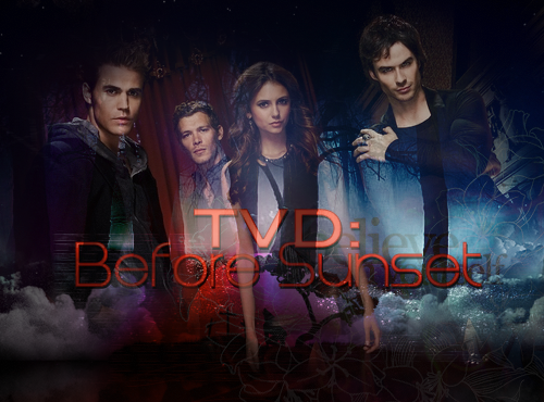 TVD: Before Sunset UXafn