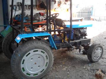 трактор заз и газ 51