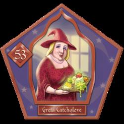 #52 Грета Кечлав
