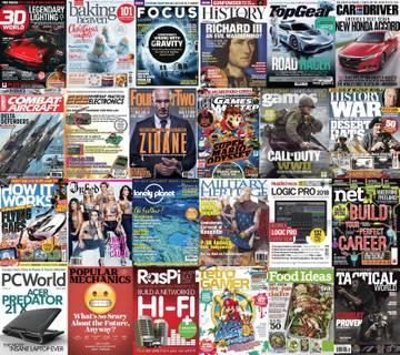 Download Assorted Magazines - October 5 2017 (True PDF) Torrent
