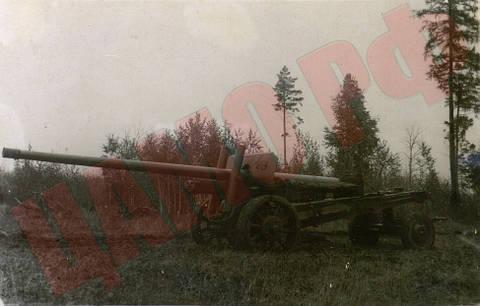 М-75 - 107-мм противотанковая пушка (опытная) 8AMKo