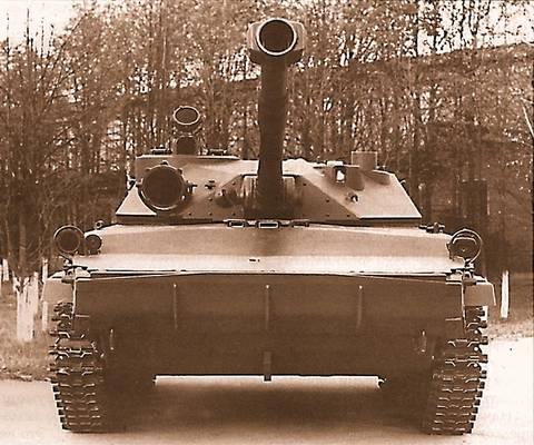 «Объект 934» - лёгкий плавающий танк (ОКР «Судья») KcbQT