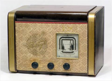 Радиоприёмник ''Рекорд-53''