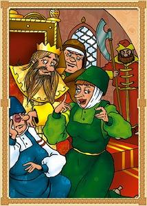 Сказка о Царе-Салтане>>Подмена грамоты - Редактирование сообщения