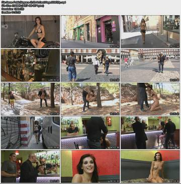 Carol Vega - Mi Amore! PD goes to Madrid [720p]