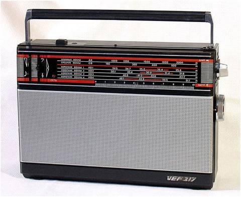 вариант радиоприёмника,