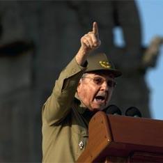Кастро накрыл стол для США