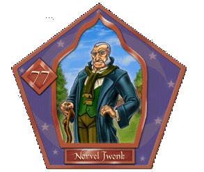 #75 Норвел Твонк