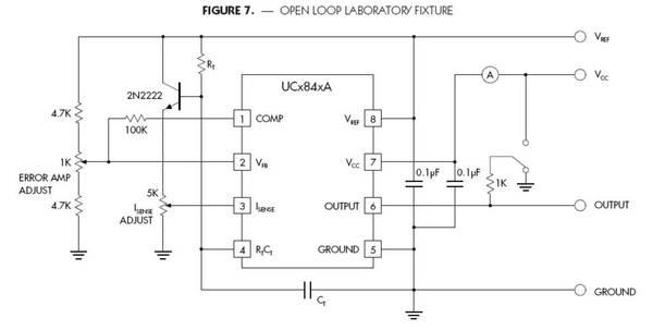 Cхема генератора прямоугольных сигналов с независимой регулировкой скважности и частоты.