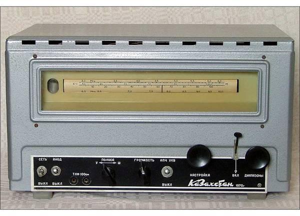 казахстан радиоприемник схема
