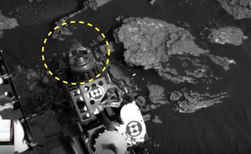 Марс. Находки, загадки