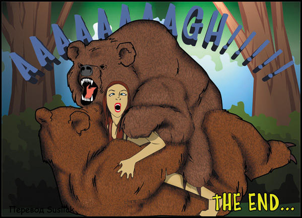 Belinda and the bears